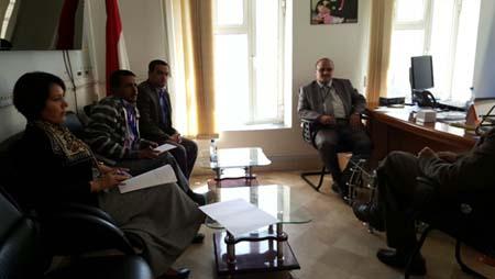 جامعة ذمار تعقد اتفاق مع منظمة الصحة العالمية يقضي بتمويلها عدد من انشطة وبرامج الجامعة خلال الفترة المقبلة