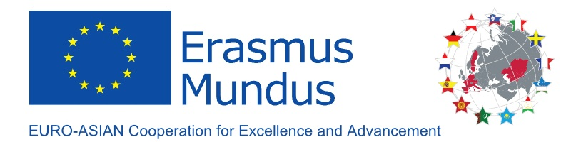 Agreement with the EU within the ERASMUS MUNDUS program in order to obtain scholarships for MA and Ph.D.