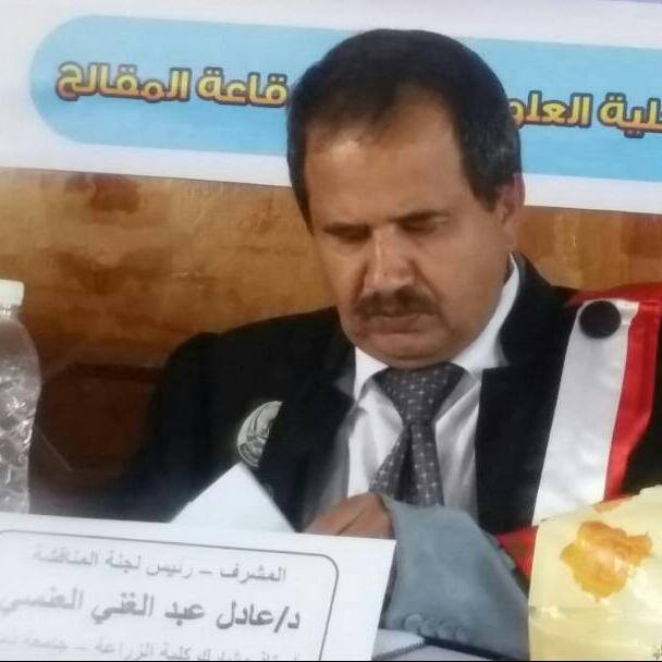 أ.د. عادل عبدالغني العنسي